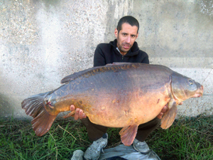 23kg de Saône à la Fantasm