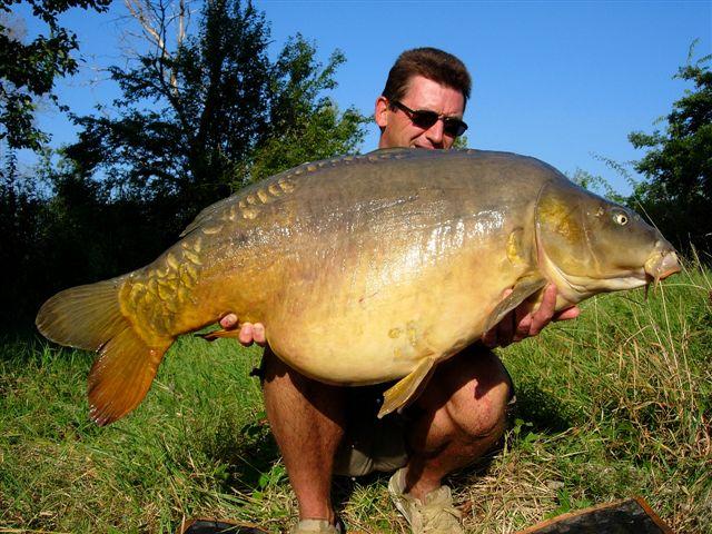 The one fishing toute la p che de la carpe for Recherche carpe